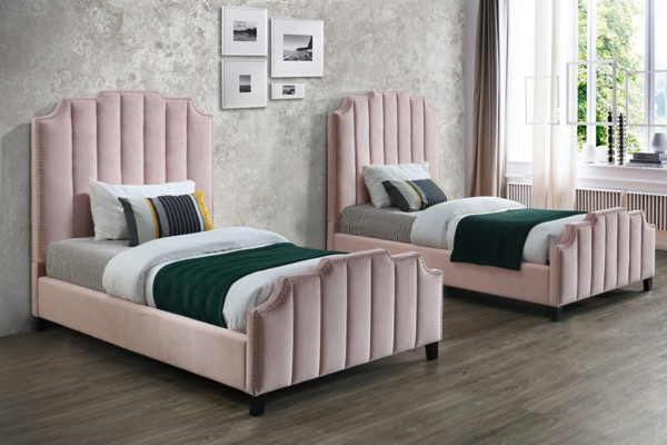 Eden Single Bed (120X200 CM)