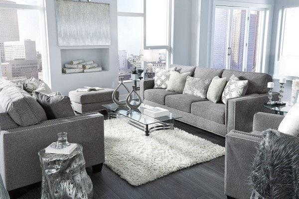 Barrali Sofa Set (3+2)