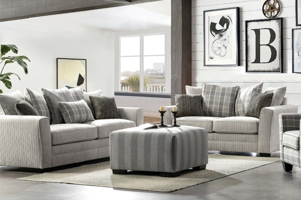 Duke Sofa Set (3+2)