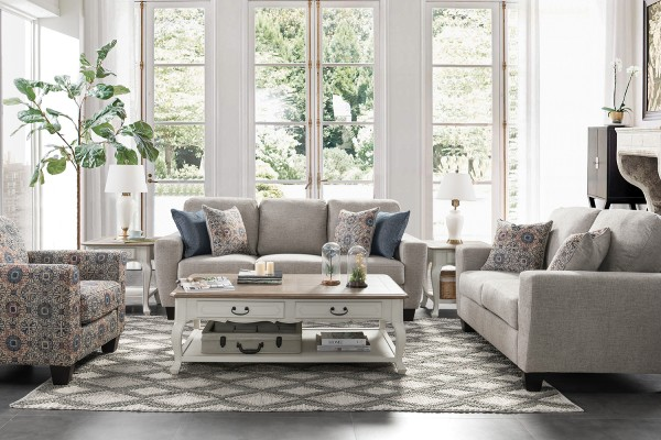 Julius Sofa Set (3+2)